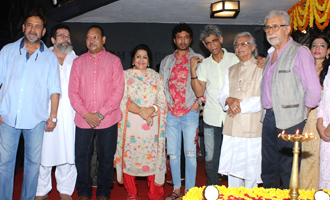 Irrfan Khan, Naseeruddin Shah at Inauguration of Darshak Utsav Festival