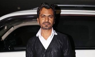 Nawazuddin Siddiqui Spotted at Airport