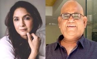 Satish Kaushik reveals why he proposed Neena Gupta