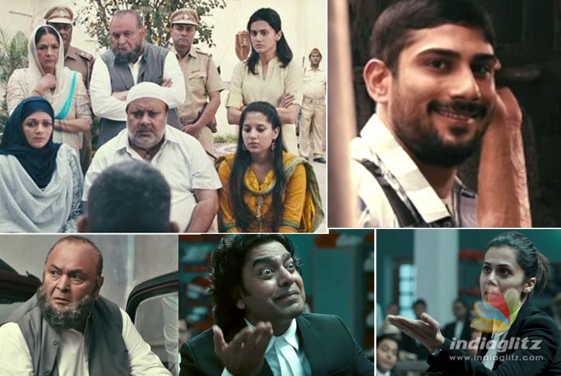 Rishi Kapoor And Taapse Pannu's Gripping 'Mulk' Trailer Is A Must-Watch!
