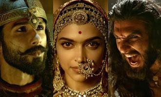 'Padmavati' stars overjoyed with 'Padmavati' trailer response