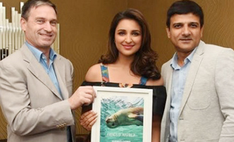 Visiting Australia was like meeting a star, says Parineeti Chopra