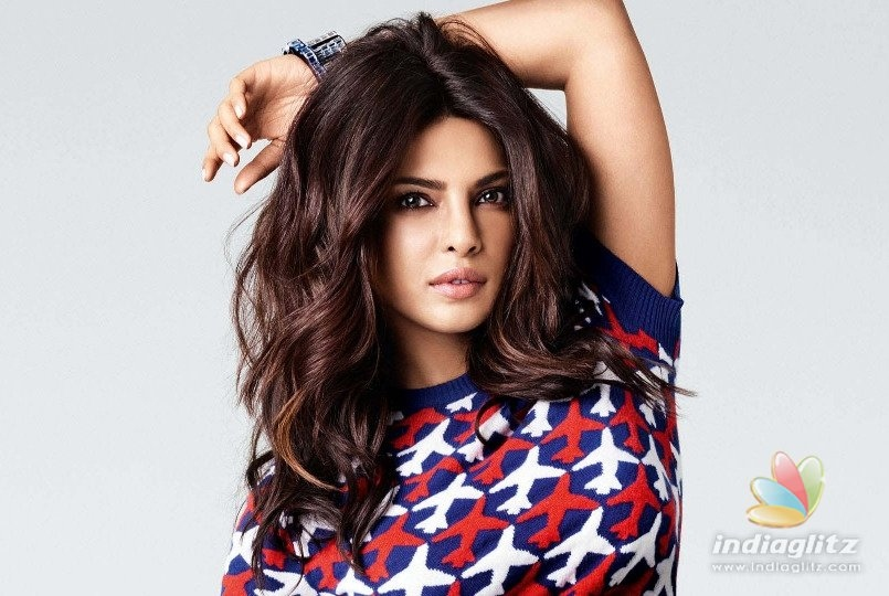 Priyanka Chopra Resumes Her 'The Sky Is Pink' Shoot With This Bright Selfie!