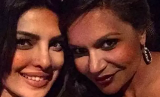 Wow Priyanka Chopra amp Mindy Kaling Teams Up For A Wedding Comedy