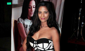Poonam Pandey at Launch of Her Own App