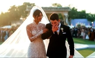 Priyanka Chopra And Nick Jonas Wedding Pictures Are Too Adorable To Be Missed