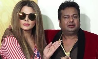 Rakhi Sawant Entering Wedlock with Deepak Kalal in Los Angeles