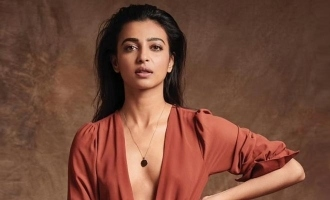 Radhika Apte returns from London Talks about her next film