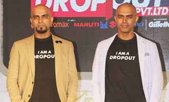 Launch of MTV New Reality Show Drop Out Pvt. Ltd