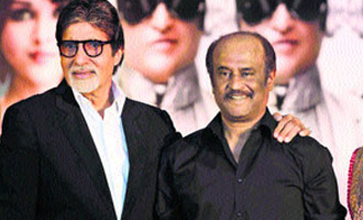 Rajinikanth reveres Amitabh Bachchan as the 'Emperor of Indian Cinema'!