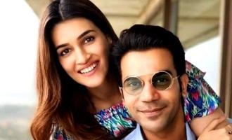 Fresh update on Kriti and Rajkummar's 'Hum Do Humare Do'