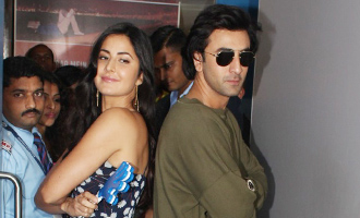 Ranbir Kapoor & Katrina Kaif Promote 'Jagga Jasoos' at Radio City