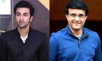 Ranbir Kapoor to play Dada in Ganguly's Biopic?