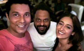 Randeep Hooda and Ileana D'Cruz wrap up filming for 'Unfair N Lovely'.