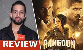 Watch 'Rangoon' Review by Salil Acharya