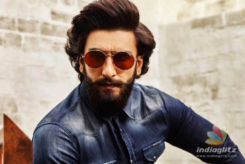 Ranveer Singh Receives His First Birthday Gift From 'The Boss'