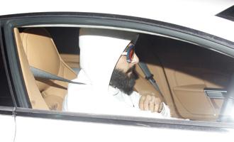 Ranveer Singh spotted at Deepika Padukone's House