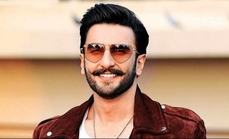 Ranveer Singh's Next Avatar a Gujarati Man