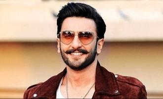 Ranveer Singhs Next Avatar a Gujarati Man
