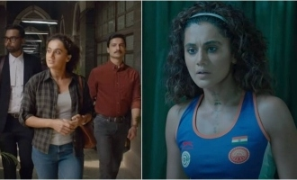 Taapsee Pannu is getting applause for rashmi rocket from Vicky Kaushal Bhumi Pednekar