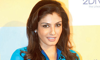 Raveena Tandon: My mother is 'hale and hearty'