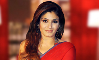 Raveena Tandon honoured