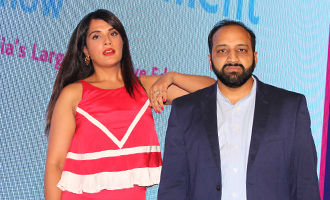Richa Chadha at Edition of Edutainment Show 2017