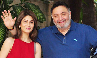 Rishi Kapoor 'proud' of daughter