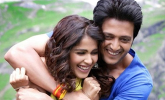 Genelia turns 30, Riteish calls her his 'biggest support'