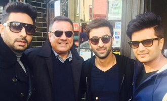 'Housefull 3' boys meet 'Ae Dil Hai Mushkil' team