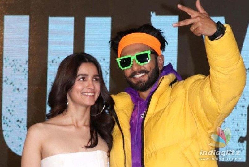 Wait, What! Alia Bhatt & Ranveer Singh Teams Up Again For The Third Time?