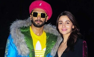 Wait, What! Alia Bhatt & Ranveer Singh Teams Up Again For The Third Time?