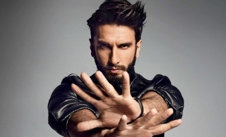Ranveer Singh Starts 'Becoming The Hurricane' With Kapil Dev For '83!