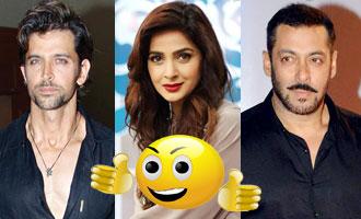 Pakistani Actress Saba Qamar pokes fun at Salman Khan, Hrithik, Ermaan Hashmi