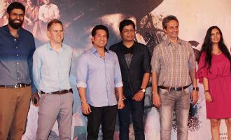 'Sachin - A Billion Dreams' Trailer Launch