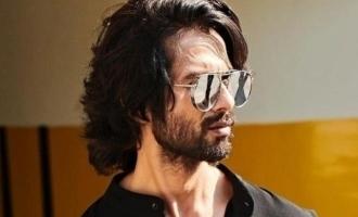 Shahid Kapoor recalls working on 'Kabir Singh'