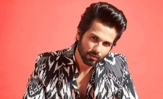Shahid Kapoor talks about his upcoming web show