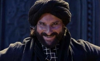 Key details revealed about Saif Ali Khan's look in 'Adipurush'.