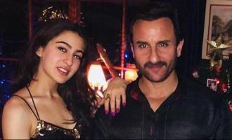 Sara Ali Khan-Saif Ali Khan To Share The Screen For The First Time?