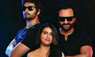 Saif Ali Khan's New Film 'Bhoot Police's ' First Look Poster Goes Viral