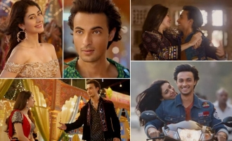 Watch Aayush Sharma And Warina Hussain's 'Loveratri' Trailer!
