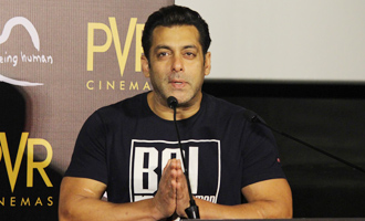 Salman Khan's Being Human Joins Hands With PVR For An Initiative