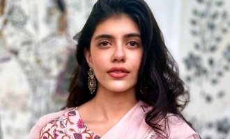 Sanjana Sanghi casted as female lead in Aditya Roy Kapoors Om The Battle Within