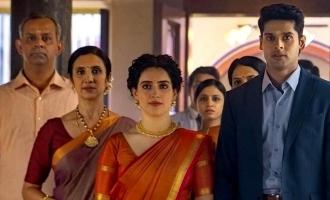Sanya Malhotra Meenakshi Sundareshwar