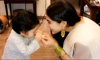 Sara Ali Khan Has THIS To Say On Taimur's Popularity!