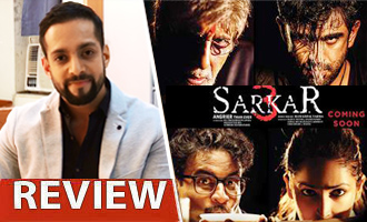 Watch 'Sarkar 3' Review by Salil Acharya