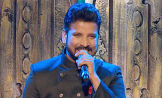Shahid Mallya feels lucky to constantly get songs to sing