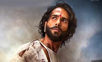 'Padmavati' celebrates India, says Shahid Kapoor