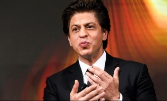 Shah Rukh Khan Denied Doctorate