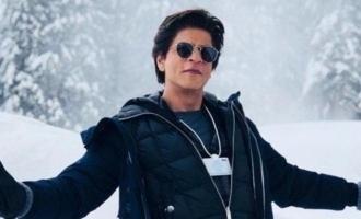 Shahrukh Khan describes actual life of a celebrity